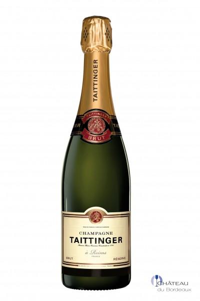 Champagner Taittinger Brut Réserve