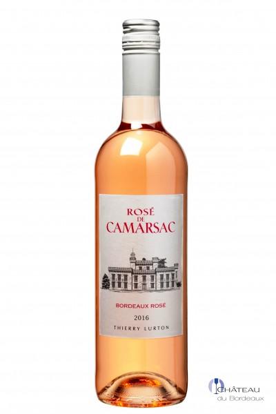 2016 Rosé de Camarsac