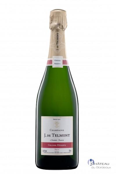 Grande Réserve Demi-sec - J. De Telmont