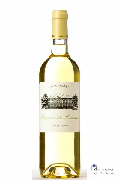 2016 Château Lisennes Réserve de Lisennes blanc
