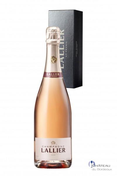 Champagner Lallier Grand Cru Rosé
