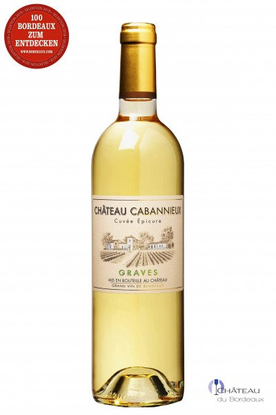 2016 Château Cabannieux Blanc