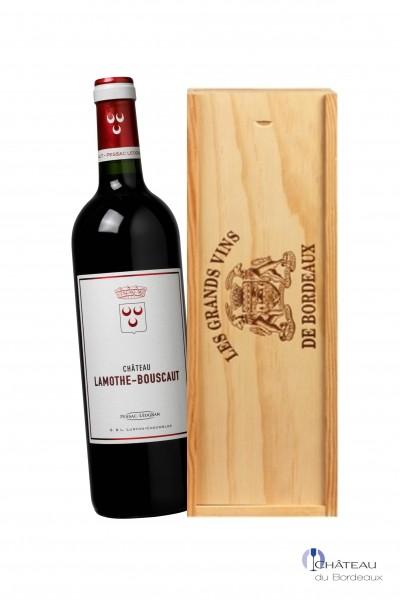 2014 Château Lamothe-Bouscaut Magnum 1,5L Holzkiste