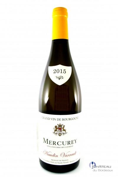 2015 Mercurey blanc