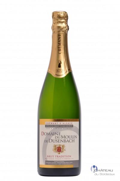 Domaine Dusenbach Crémant d`Alsace Brut Tradition