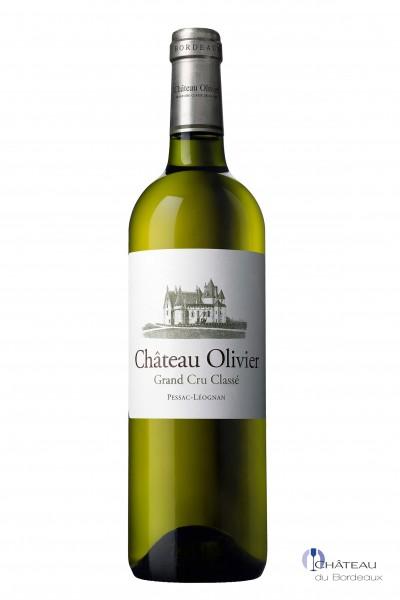 2014 Château Olivier Blanc Grand Cru Classé