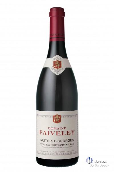 2011 Faiveley Grand Cru 'Les Porêts St-Georges'