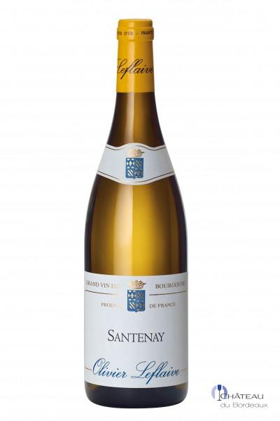 2014 Olivier Leflaive Santenay Blanc