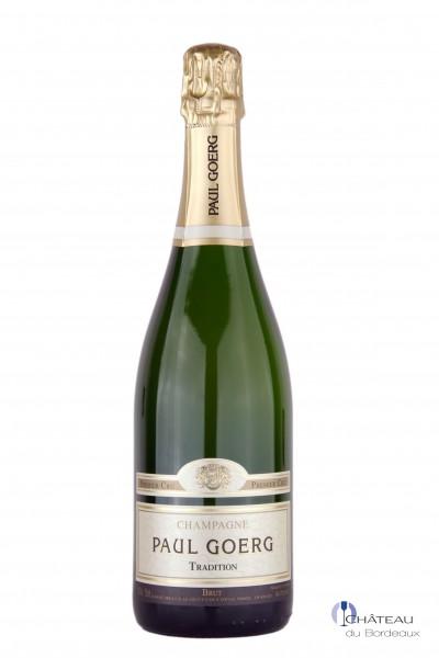 Champagner Paul Goerg Tradition Premier Cru