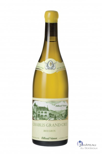 2015 Billaud-Simon Blanc Chablis Grand Cru Bougros