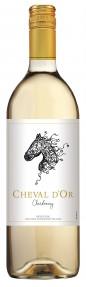 2019 Foncalieu Le Cheval d´Or Chardonnay (1L)