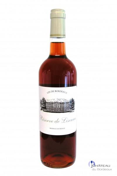 2016 Château Lisennes Réserve de Lisennes rosé