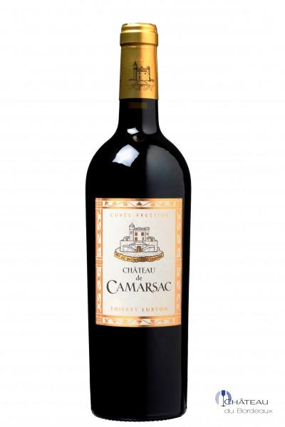 2012 Château Camarsac Cuvée Prestige