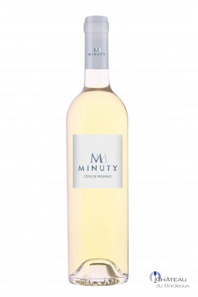 2017 Château Minuty Cuvée M Blanc