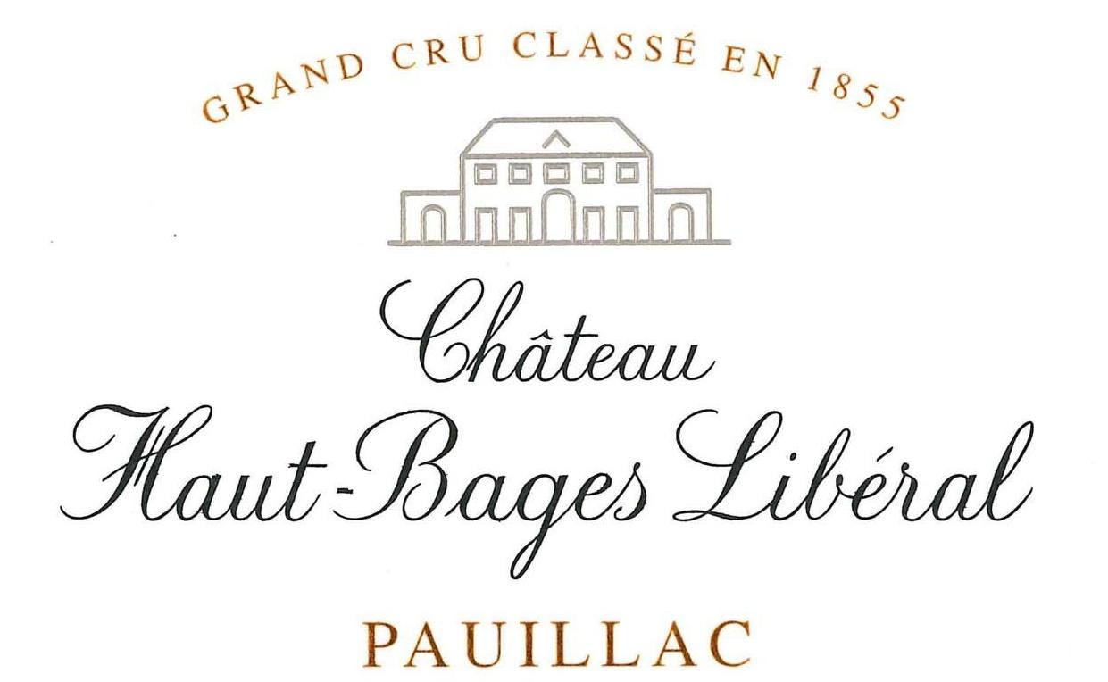 Château Haut-Bages Liberal