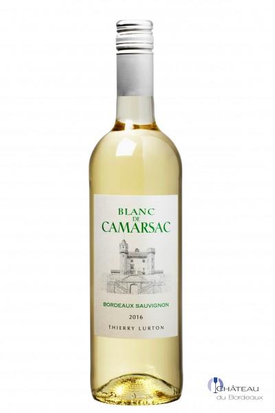 2016 Blanc de Camarsac