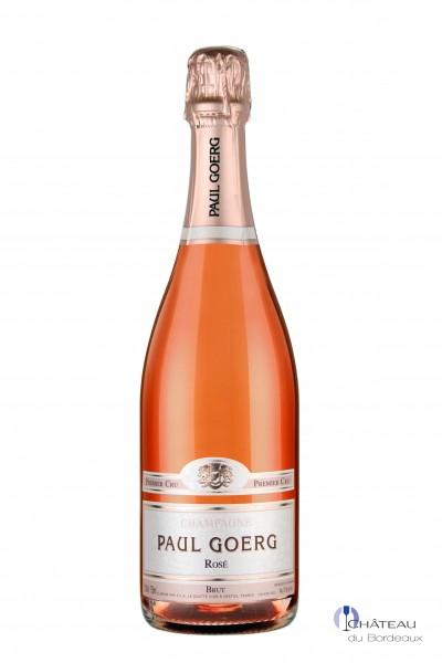 Champagner Paul Goerg Rosé Premier Cru