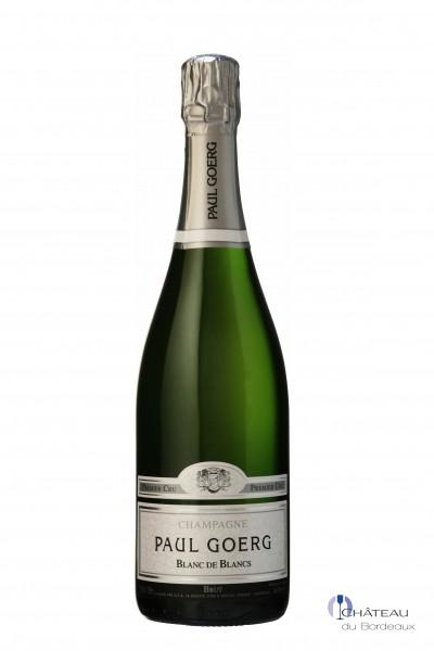 Champagner Paul Goerg Blanc de Blancs Premier Cru