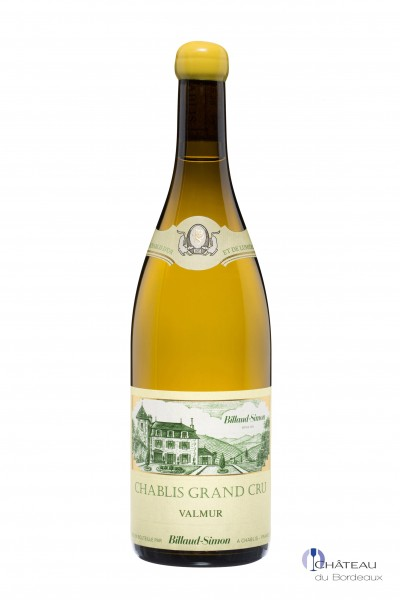 2015 Billaud-Simon Chablis Grand Cru Valmur