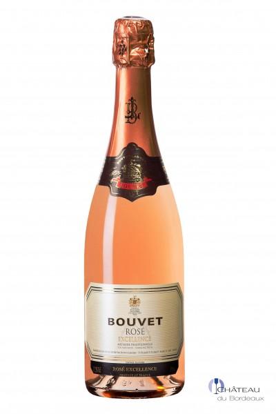 Bouvet Ladubay Excellence Brut Rosé
