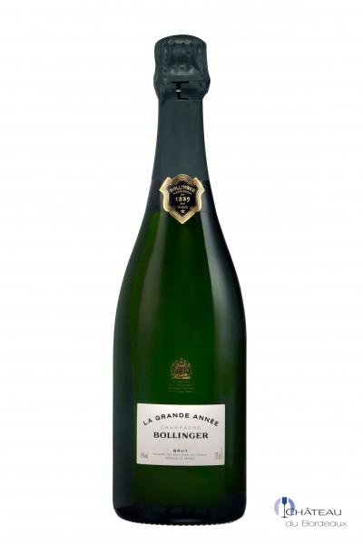 2007 Champagner Bollinger La Grande Année