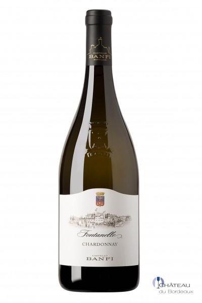 2018 Castello Banfi Fontanelle Chardonnay