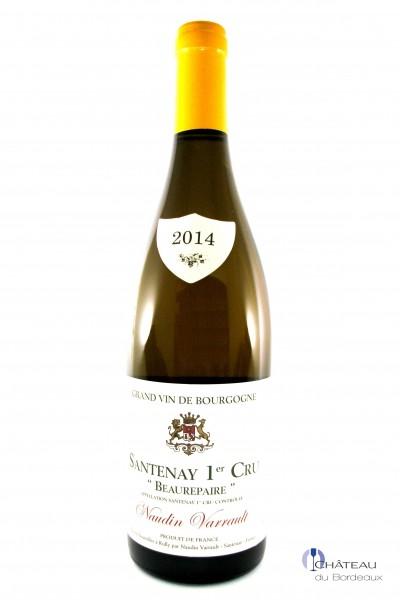 "2014 Santenay 1er Cru ""Beaurepaire"" blanc"