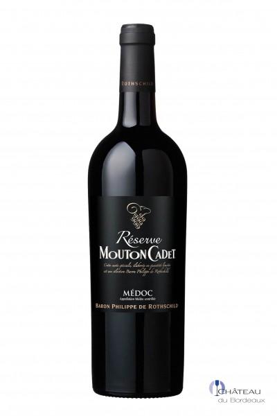 2016 Baron Rothschild Mouton Cadet Réserve Médoc