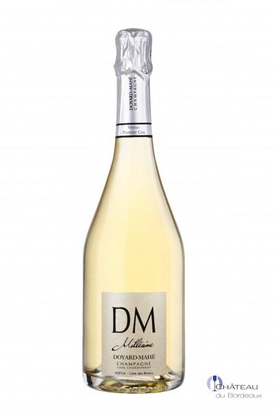 2012 Doyard-Mahé Cuvée Millésime Brut Blanc de Blancs