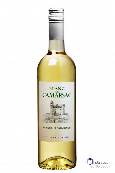 2018 Blanc de Camarsac