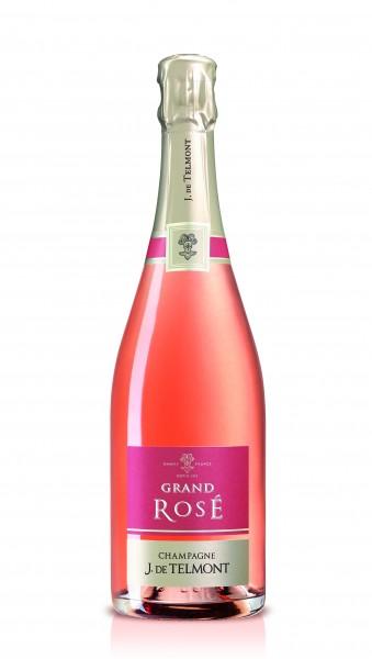 Grand Rosé Brut J. Telmont