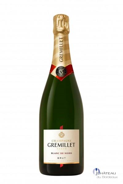 Champagner Gremillet Blanc de Noirs