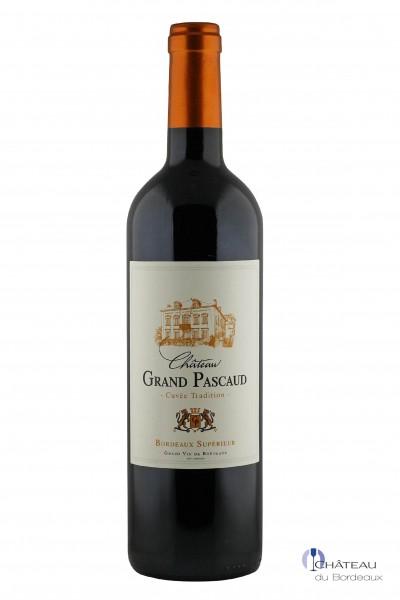2015 Château Grand Pascaud Cuvée Tradition