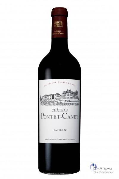 2000 Château Pontet Canet