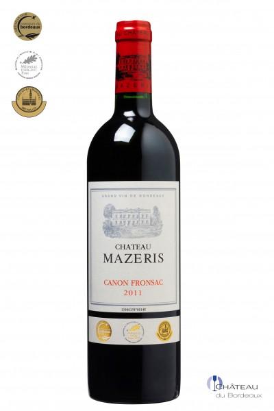 2011 Château Mazeris