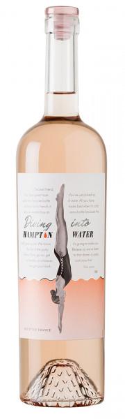2020 Diving into Hampton Water Rosé