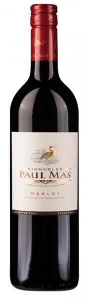2019 Paul Mas Vignobles Merlot