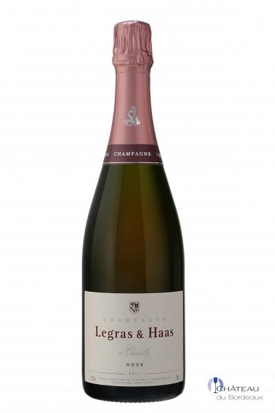 Legras & Haas Brut Rosé