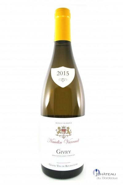 2015 Givry blanc