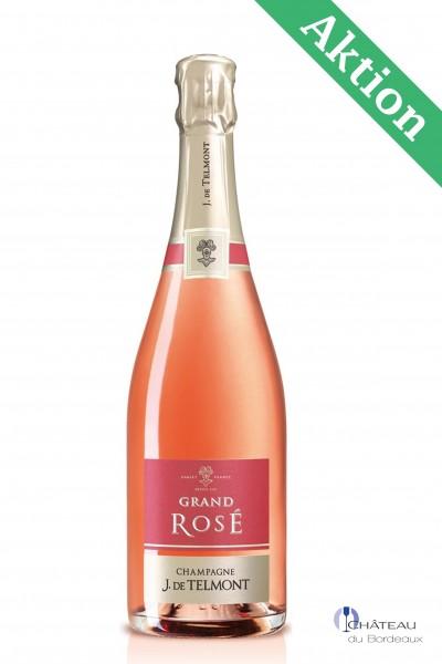 Grand Rosé Brut - J. De Telmont