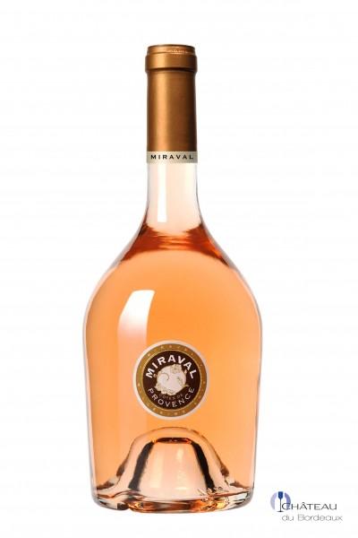 2018 Miraval Côtes de Provence Rosé