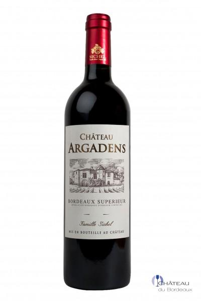 2014 Château Argadens