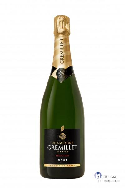 Champagner Gremillet Brut Sélection