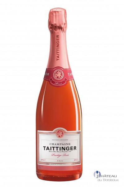 Champagner Taittinger Brut Prestige Rosé