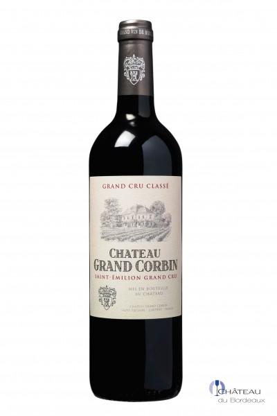 2015 Château Grand Corbin