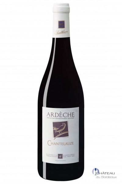 2017 Vignerons Ardéchois Chantèlauze Rouge