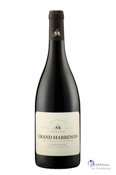 2016 Marrenon Grand Marrenon