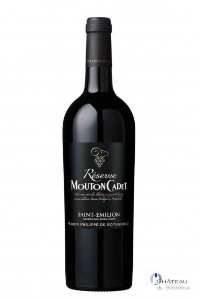 2014 Baron Rothschild Mouton Cadet Réserve