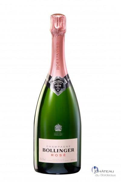 Champagner Bollinger Rosé