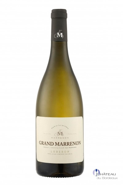 2017 Marrenon Grand Marrenon Blanc